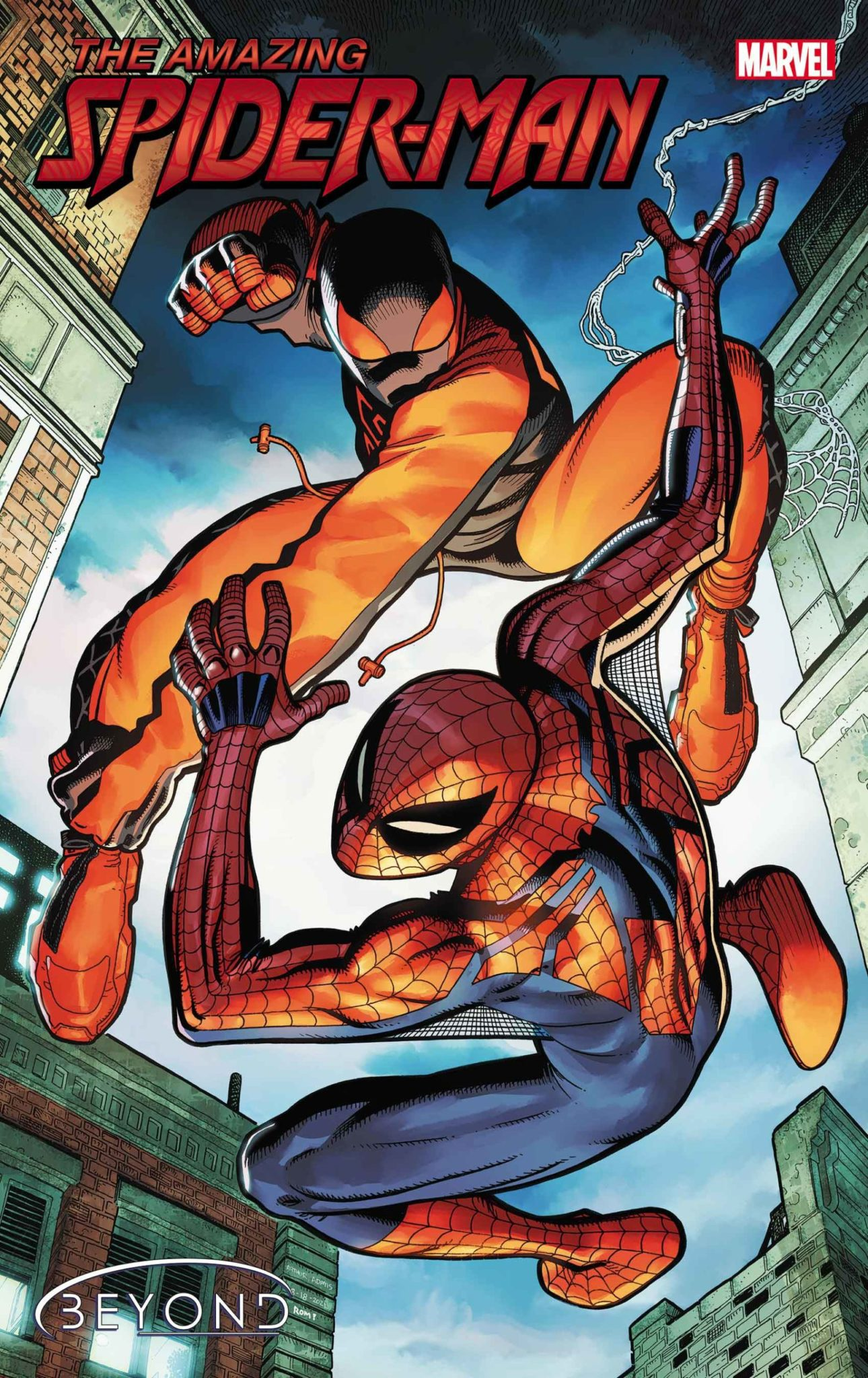 Spider-Man #81 cover