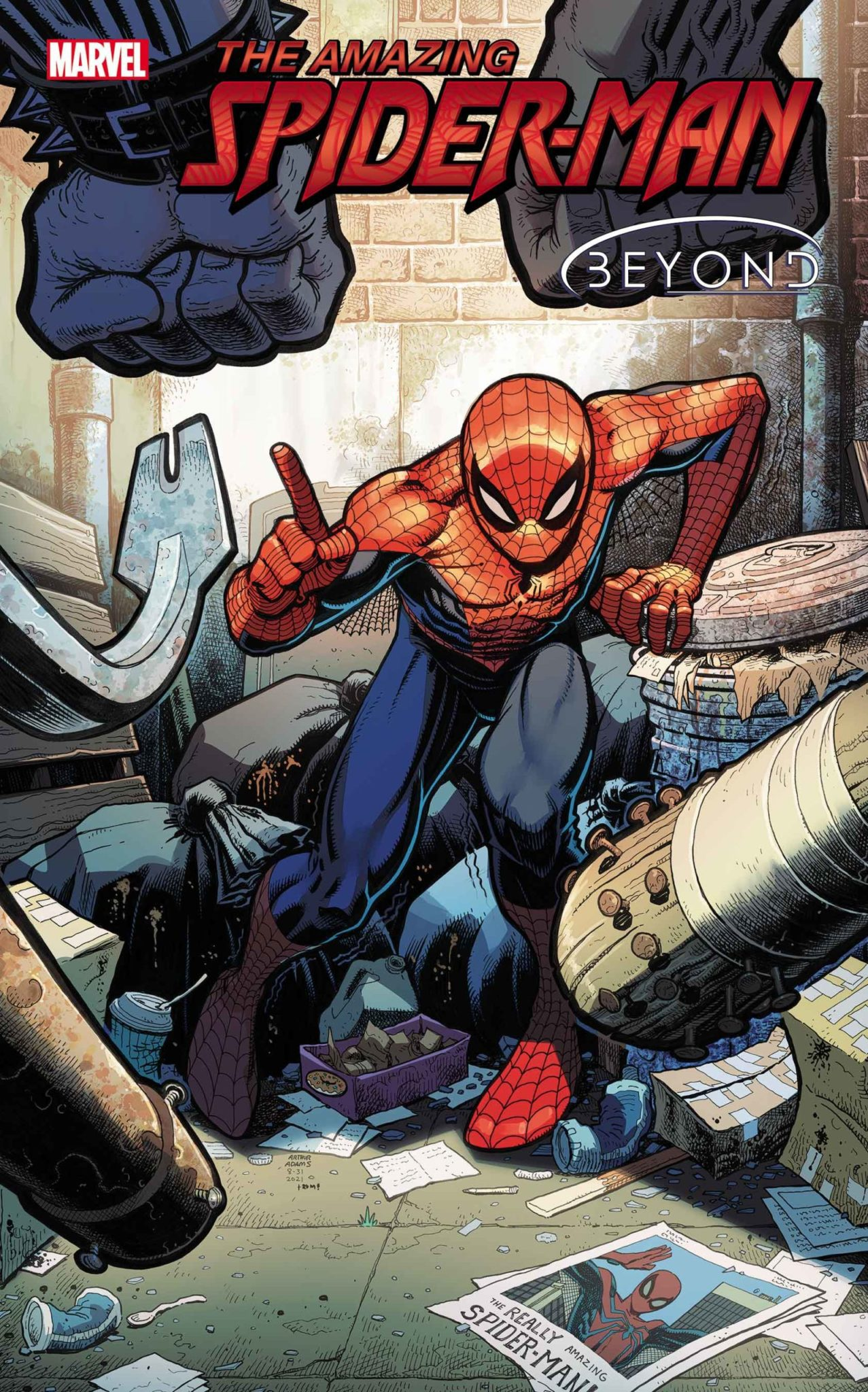 Spider-Man #83 cover