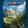 lady leona's last wishes box cover with mansion and greenery