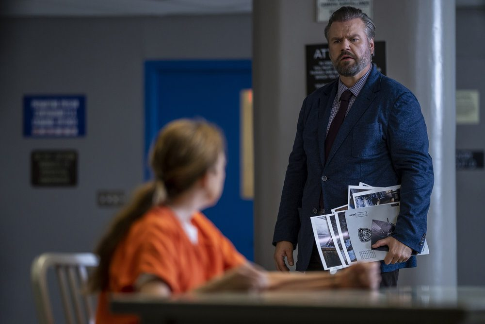 """NEW AMSTERDAM -- """"More Joy"""" Episode 401 -- Pictured: Tyler Labine as Dr. Iggy Frome -- (Photo by: Zach Dilgard/NBC)"""