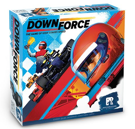 Downforce cover art