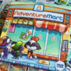 Adventure Mart on the table