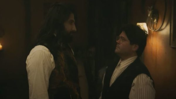 Nandor and Guillermo from What We Do in the Shadows