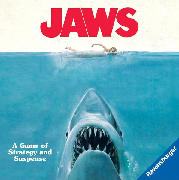 Jaws cover art